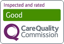 Inspected and rated Good for CareQuality Commission